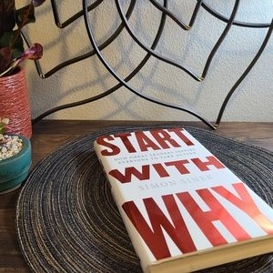 START WITH WHY/ How Great Leaders Inspire
